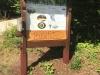 Galeriebild 6 Blick auf die Hinweistafel